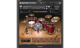 Native Instruments Studio Drummer – test
