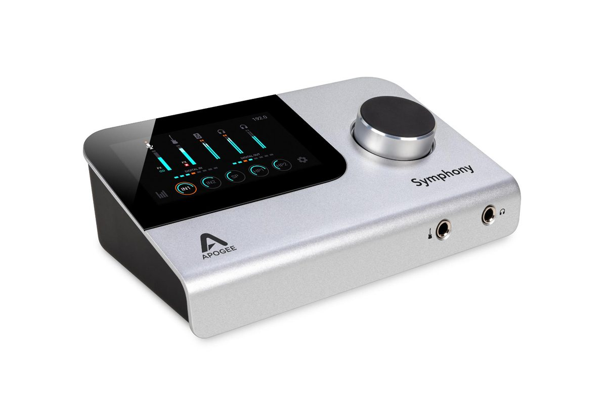 Apogee Symphony Desktop – nowy interfejs audio