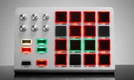 Artesia Xpad – uniwersalny kontroler MIDI