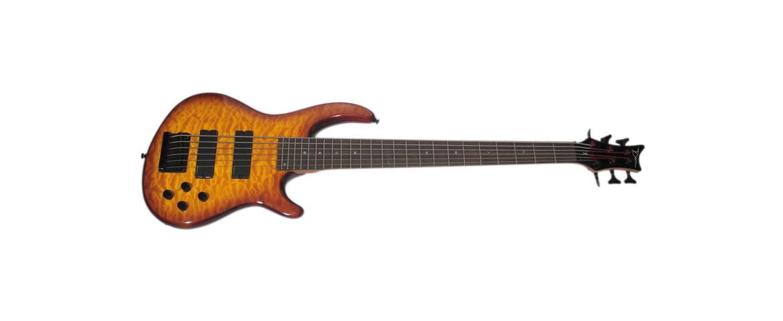Dean Edge Q6 – test gitary basowej
