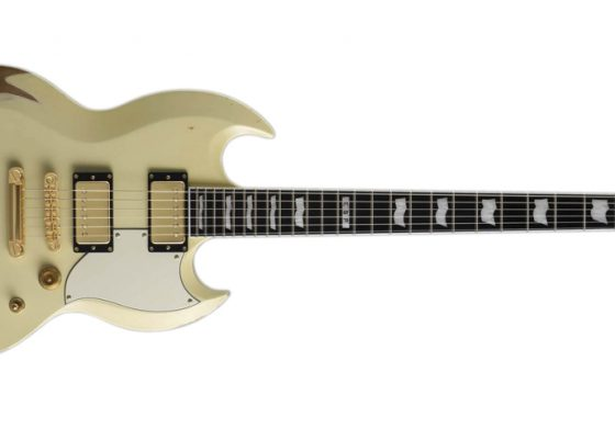ESP Viper-II Distressed – test gitary elektrycznej