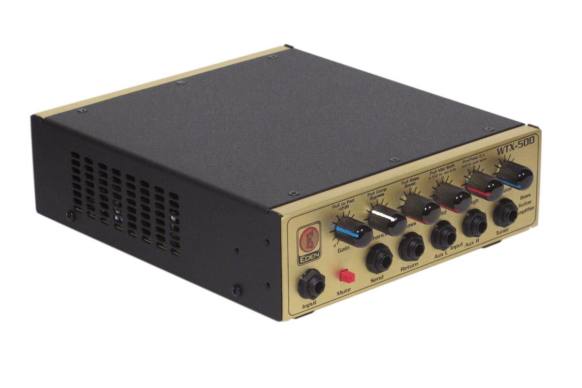 Eden WTX-500 – test wzmacniacza basowego