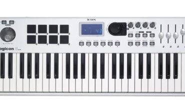 Icon Logicon 5 air – test klawiatury sterującej