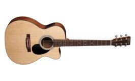 Martin OMC-1E – test gitary akustyczno-elektrycznej