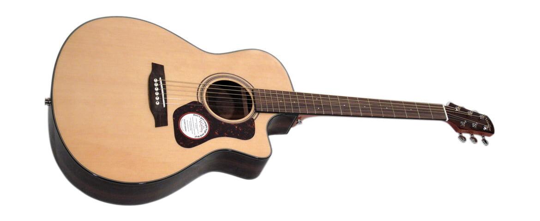 Walden CS500CE – test gitary akustyczno-elektrycznej