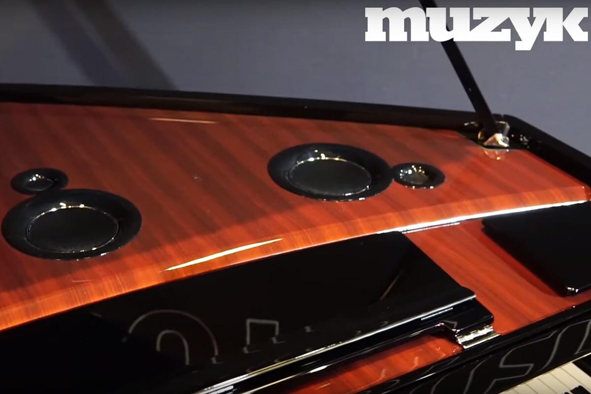 Yamaha i Bösendorfer @ NAMM Show 2020 – wideo