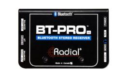 Radial BT-Pro V2 – DI-box dla urządzeń mobilnych