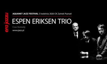 Era Jazzu: Espen Eriksen Trio i Grit Ensemble