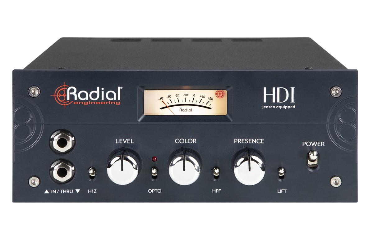 Radial Engineering HDI – High Definition Studio DI