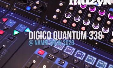 DiGiCo Quantum 338 na NAMM Show 2020 – wideo