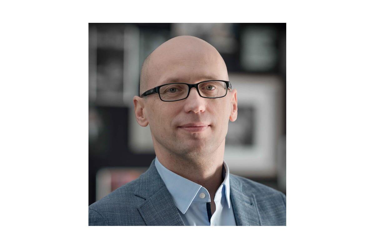 Jacek Rusek dołączył do firmy Shure