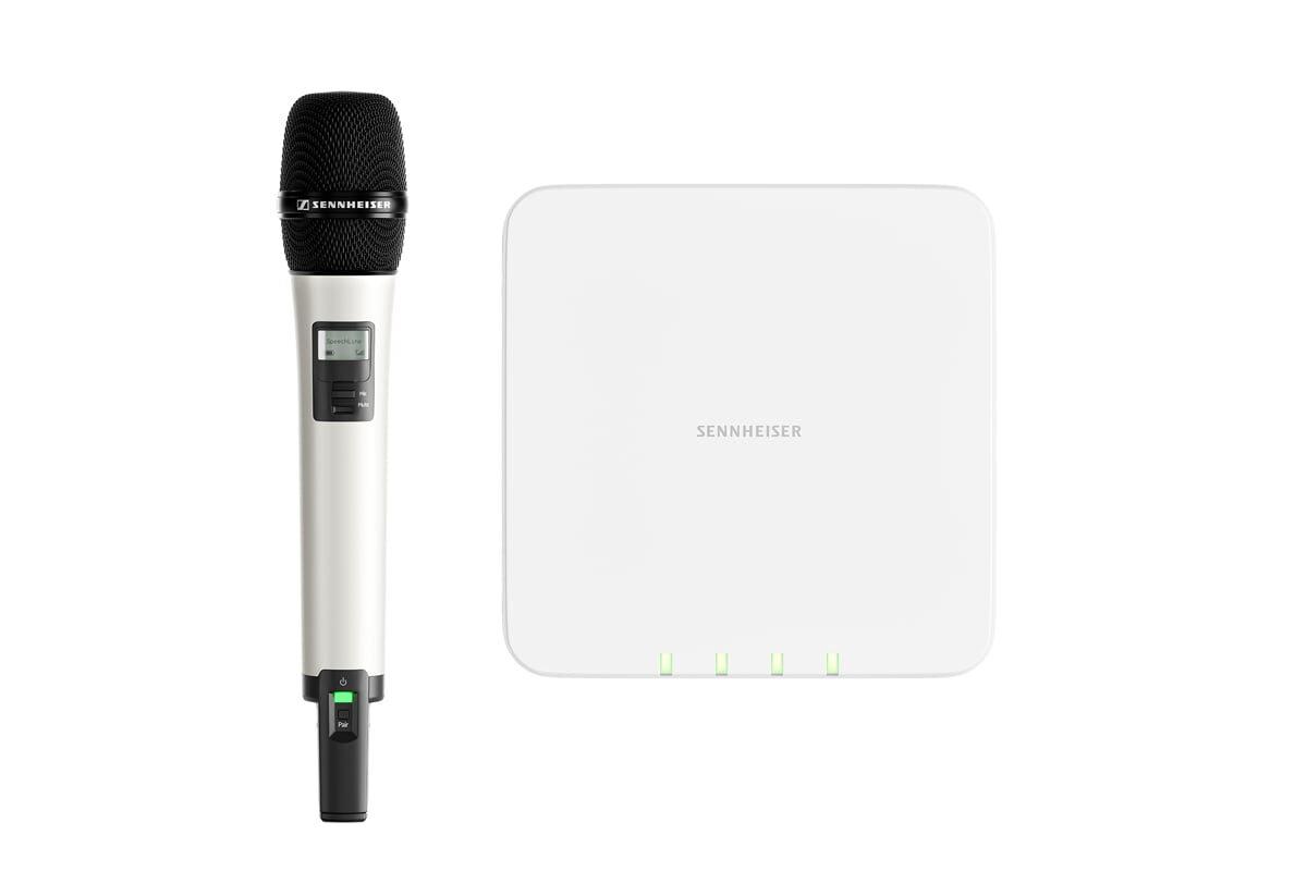 Sennheiser przedstawia rozwiązania audio na targach ISE 2020