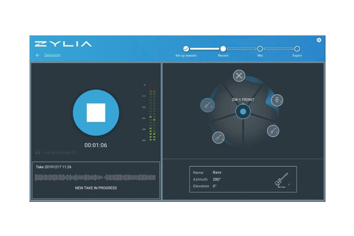 ZYLIA Studio 2.0 – nowa wersja programu dla ZM-1