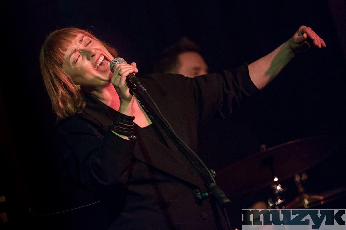 Joanna Słowińska – koncert w klubie Strefa w Krakowie