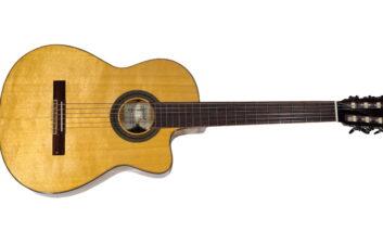 Alvarez CF6CE – test gitary klasyczno-elektrycznej