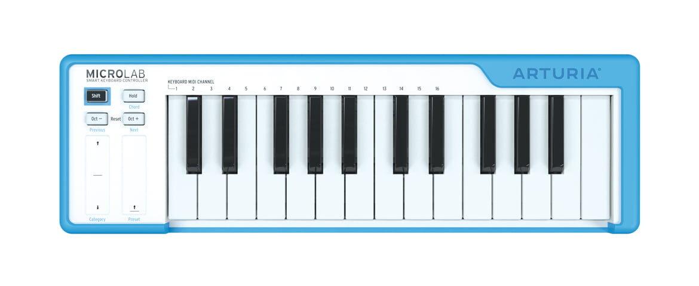 Arturia MicroLab – test klawiatury sterującej
