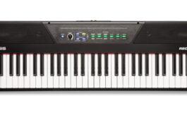 Alesis Recital 61 – nowe pianino cyfrowe