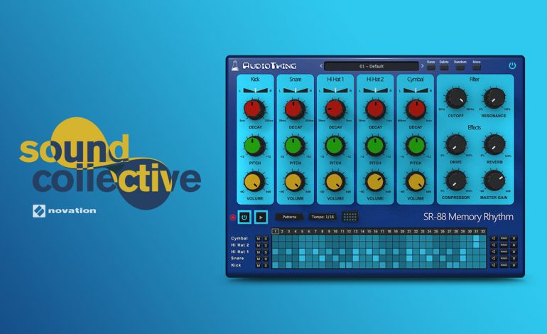 Novation Sound Collective: AudioThing SR-88