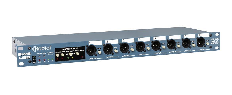 Radial SW8-USB