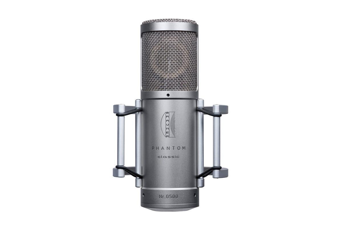 Wielkomembranowe mikrofony pojemnościowe – zestawienie