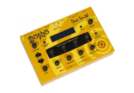 Dave Smith Instruments Mopho – test syntezatora analogowego