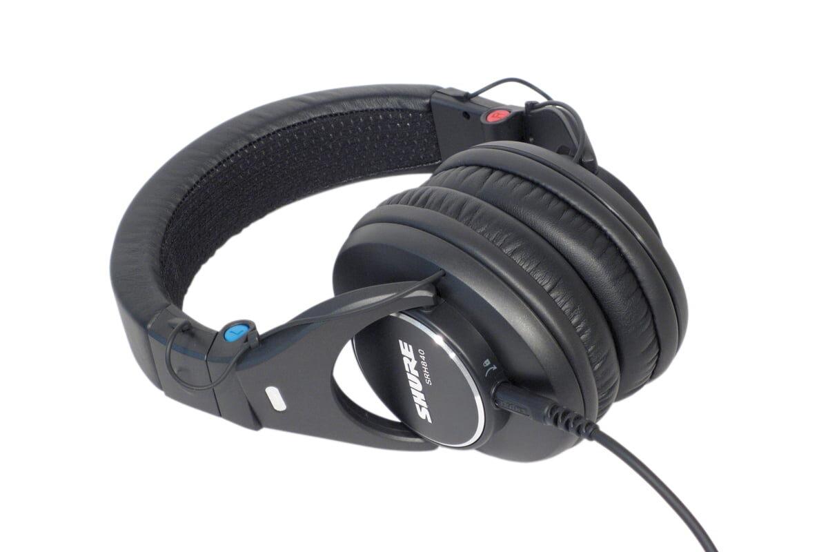 Shure SRH840 i SRH240 – test słuchawek