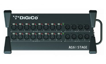DiGiCo A168D Stage