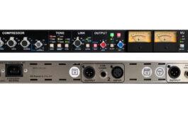 API 2500+ Stereo Bus Compressor