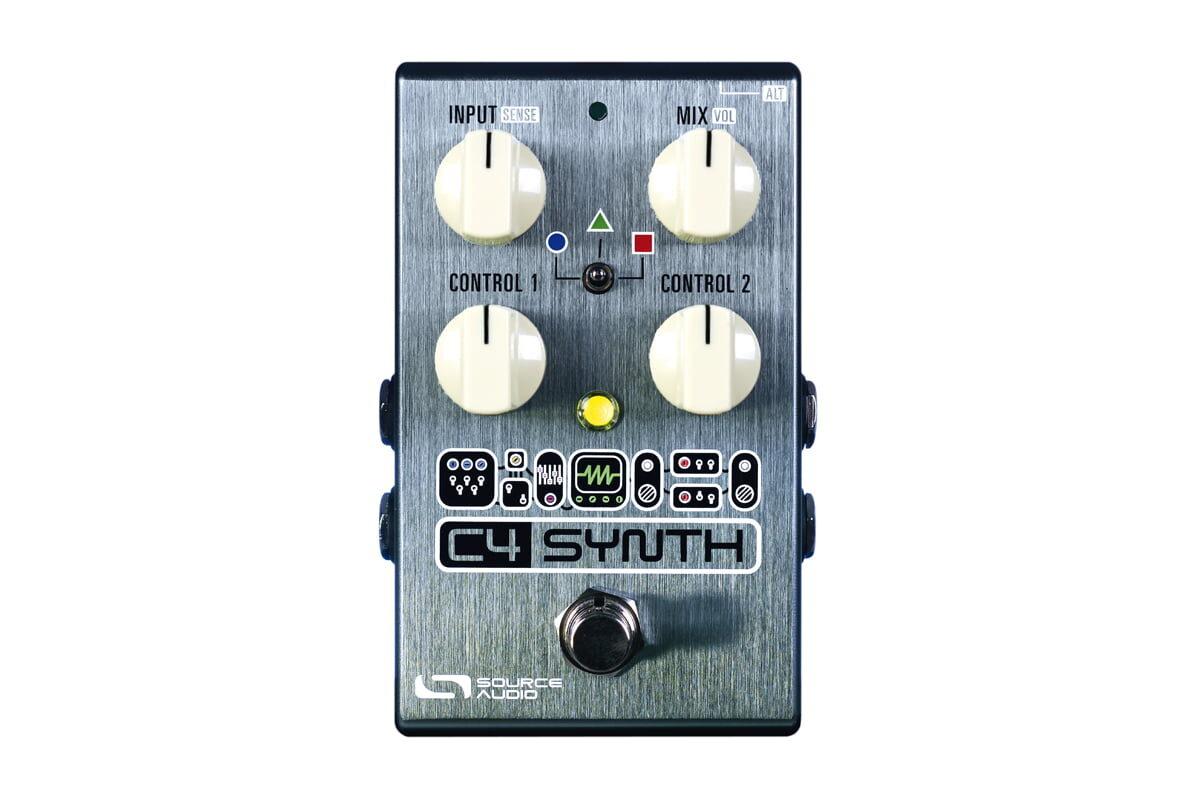 Source Audio C4 Synth – test efektu gitarowego