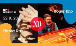 Soundedit '20 – Roger Eno & Hania Rani