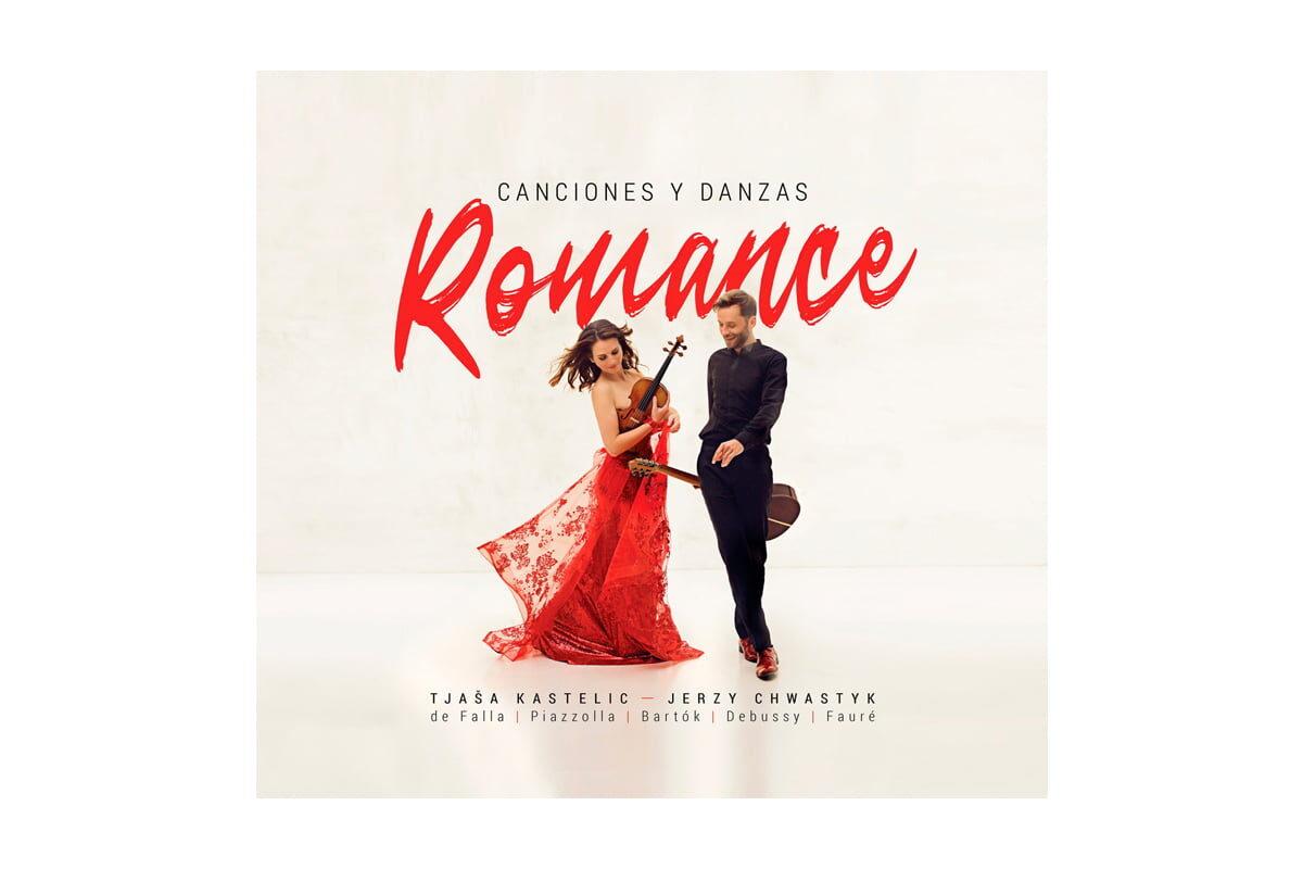 "Tjaša Kastelic & Jerzy Chwastyk ""Romance – Canciones y Danzas"" – recenzja"