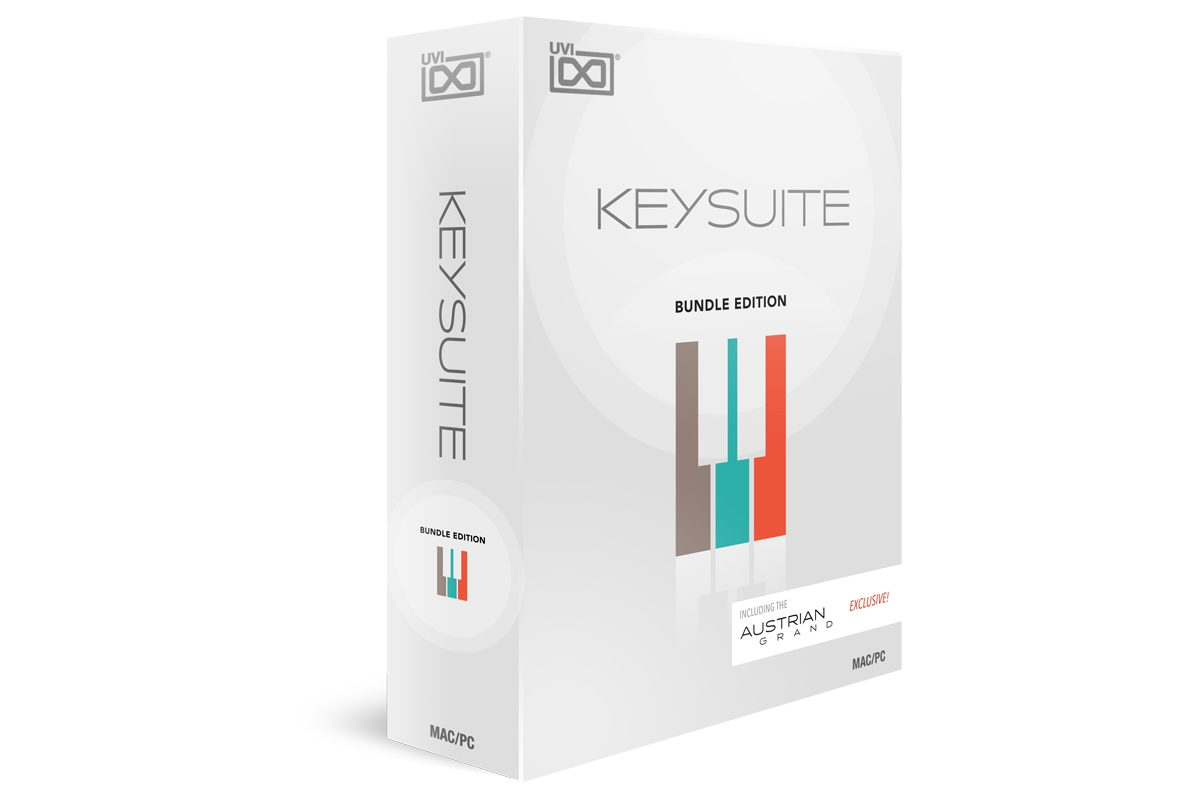 UVI Key Suite Bundle Edition