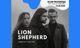 Lion Shepherd na Summer Fog Festival