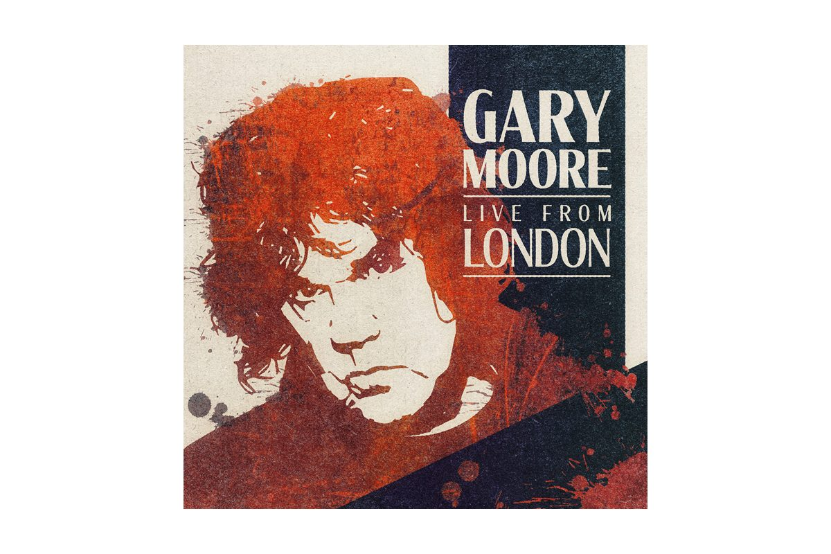 """Gary Moore """"Live From London"""" – recenzja"""
