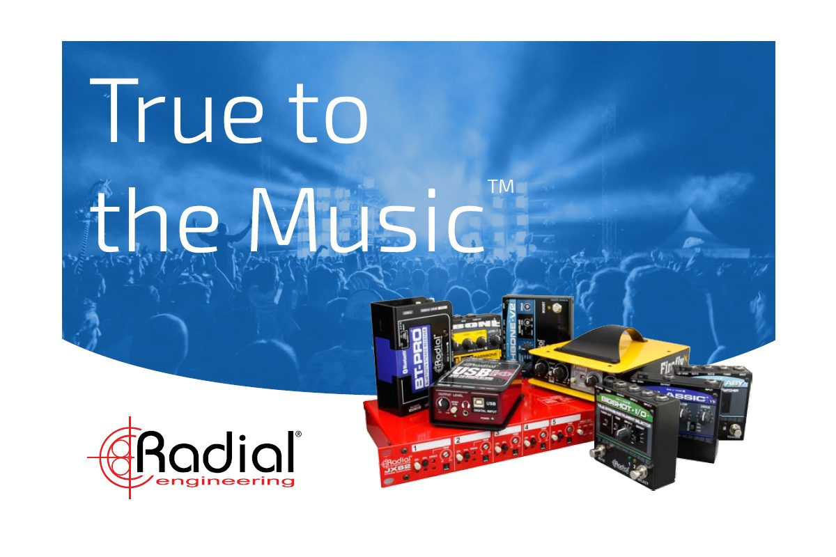 ProAUDIO-AVT / Radial Engineering – szkolenia on-line