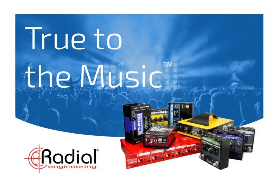ProAUDIO-AVT / Radial Engineering – szkolenia on-line