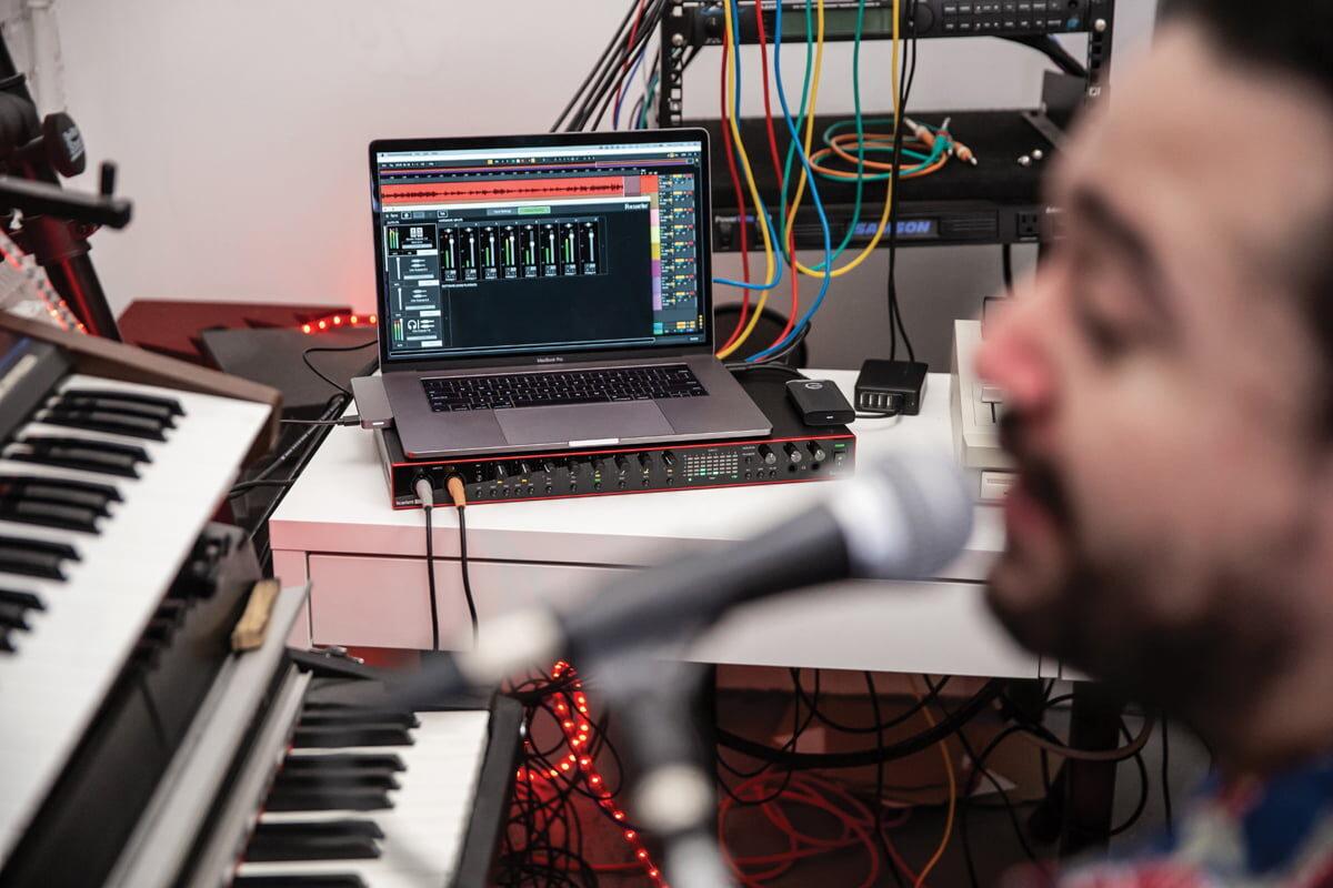 Podstawy produkcji muzycznej z Focusrite
