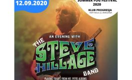 The Steve Hillage Band na Summer Fog Festival 2020