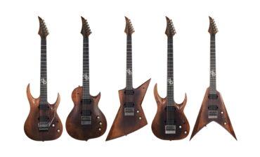 Nowe limitowane gitary Solar Guitars