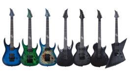 Solar Guitars – nowe gitary elektryczne