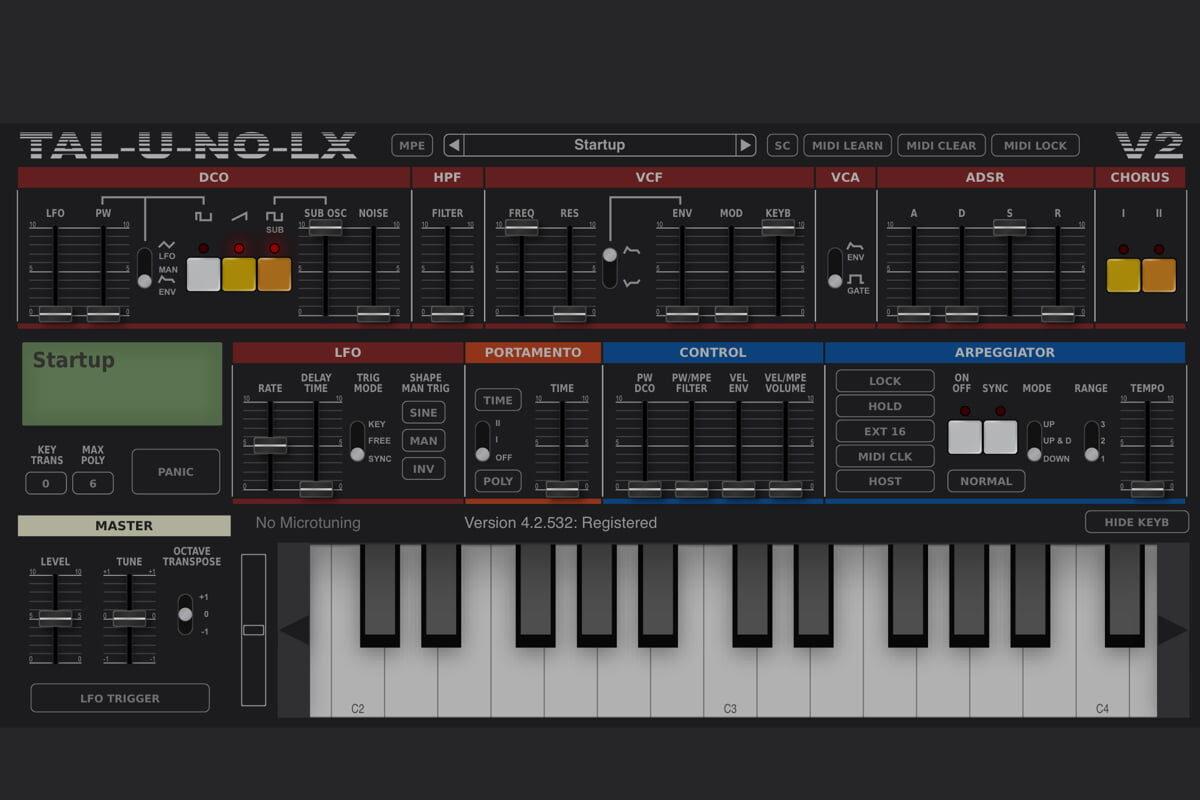 TAL Software TAL-U-NO-LX dla tabletów iPad