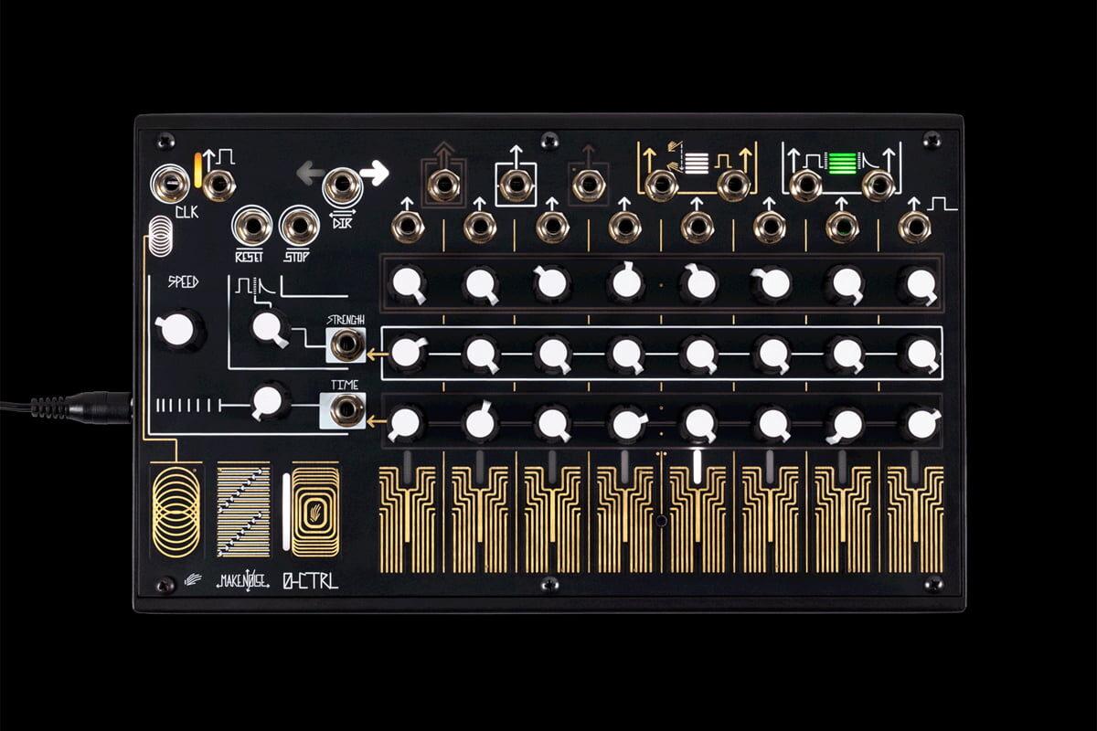 0-CTRL – kontroler i sekwencer krokowy firmy Make Noise
