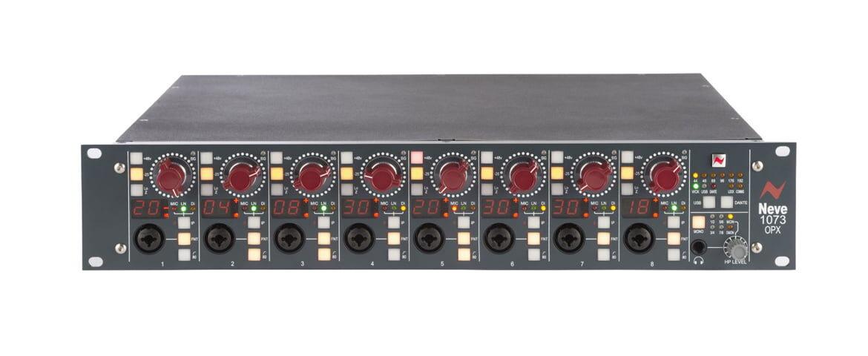 AMS Neve 1073OPX – 8-kanałowy przedwzmacniacz