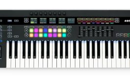 Novation SL MkIII – firmware w wersji 1.3