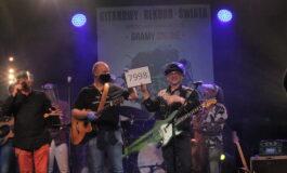 Wielki festiwal gitarowy odbył się w całości online i ustanowił nowy rekord