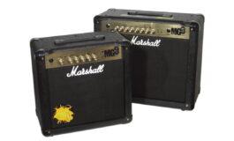 Marshall MG15 i MG30FX – test wzmacniaczy gitarowych