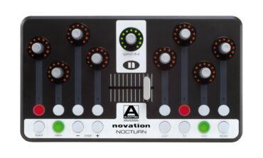 Novation Nocturn – test kontrolera MIDI