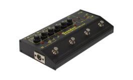 Tech 21 SansAmp Bass Driver Deluxe – test