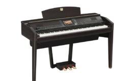 Yamaha Clavinova CVP-509 – test pianina cyfrowego