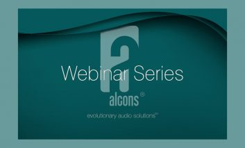 Alcons Audio – otwarte webinary z technologią Pro-Ribbon